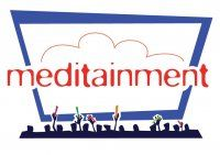 Meditainment logo