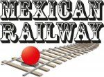 Mexican Railway logo male