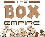 The Box Empire logo male