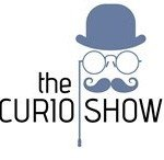 The Curio show logo male