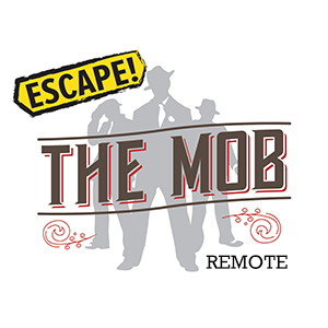 Escape the Mob online teambuilding game participant