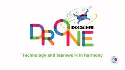 Drone Control Teambuilding pro dobu Covid - Logo