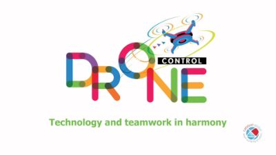 Drone Control Covid-Safe Teambuilding Logo