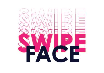 Swipe Face Online Covid-Safe Teambuilding Game Logo